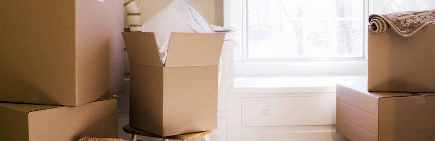 Studenten verhuizen